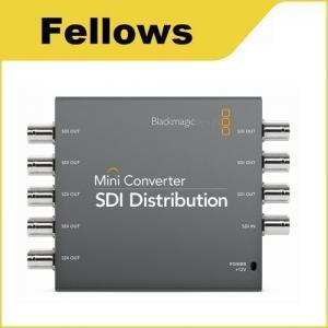 【新品】Blackmagic Design 放送用コンバーター Mini Converter SDI Distribution