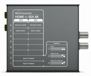 【新品】Blackmagic Design 放送用コンバーター Mini Converter - HDMI to SDI 4K